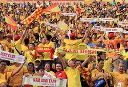 Nếu Nam Định rớt hạng, V.League mất số lượng lớn khán giả