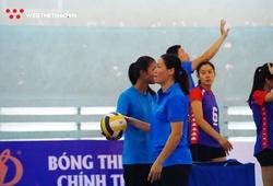 Bùi Thị Huệ vs Trần Thị Hiền: Cuộc đối đầu nảy lửa của hai đồng đội cũ tranh chức VĐ giải bóng chuyền hạng A