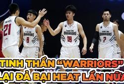 Thang Long Warriors toàn thắng Saigon Heat bằng sự đoàn kết