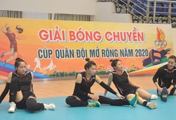 Trực tiếp Giải bóng chuyền Cúp Quân đội mở rộng năm 2020
