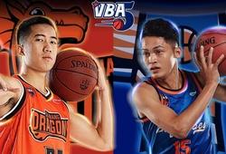 TRỰC TIẾP bóng rổ VBA 2020: Danang Dragons vs Hanoi Buffaloes (19h00, 29/10)