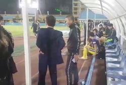 """Nguy cơ cao thành cựu vương V.League, bầu Hiển """"chỉ đạo kín"""" BHL Hà Nội FC?"""