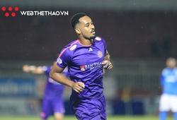 Chùm ảnh: Perdo rực sáng, Sài Gòn FC vào Top 2 cuộc đua vô địch V.League 2020