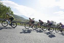 Những khoảnh khắc ấn tượng chặng 6 giải đua xe đạp VTV Cúp Tôn Hoa Sen 2020