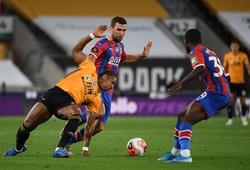 Link xem trực tiếp Wolves vs Crystal Palace, Ngoại hạng Anh 2020