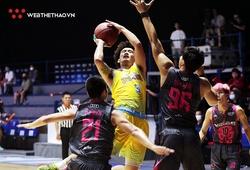 Mắc quá nhiều Turnover, Nha Trang Dolphins thua cách biệt Thang Long Warriors