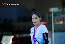 Sinh nhật ấm áp của cô trò đội bóng chuyền nữ Thái Bình ngay sau chức vô địch