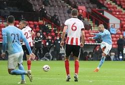 Video highlight Sheffield United vs Man City, Ngoại hang Anh 2020 hôm nay
