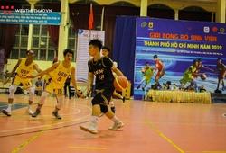 Trực tiếp Bán kết giải bóng rổ Sinh viên Tp.Hồ Chí Minh 2020