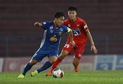 Nhìn lại 5 phút cuối trận kịch tính đẩy Quảng Nam FC xuống hạng