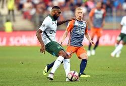 Nhận định Saint Etienne vs Montpellier, 19h ngày 01/11, VĐQG Pháp