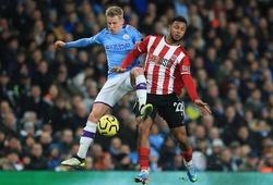 Link trực tiếp Sheffield United vs Man City, Ngoại hạng Anh 2020