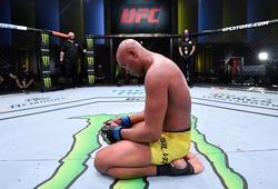 Huyền thoại Anderson Silva nói lời chia tay UFC khi thua knockout Uriah Hall