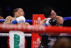 'Sư đệ Maywaether' Gervonta Davis tung cú móc sấm sét giành luôn 2 đai Boxing