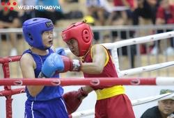 Những 'cái nhất' rơi nước mắt từ giải kickboxing toàn quốc