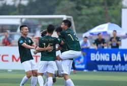 """Vòng 4 HPL-S8: Du Lịch lên ngôi đầu bảng, Gia Việt """"báo động đỏ"""""""