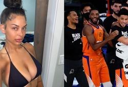 Sốc: Nữ người mẫu nóng bỏng tung clip quan hệ tập thể với 7 cầu thủ NBA