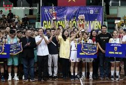 Kết quả giải bóng rổ sinh viên Tp.Hồ Chí Minh 2020