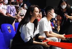 Vắng bóng NoWay, Cara một mình xuất hiện cổ vũ Thang Long Warriors