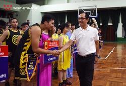 Khai mạc giải bóng rổ vô địch thành phố Hồ Chí Minh 2020: Sân chơi thể hiện đẳng cấp