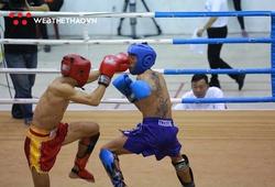 Nhìn lại khoảnh khắc Bá Hợi – Hằng Nga giành 2 phần thưởng đặc biệt giải VĐQG Kickboxing 2020