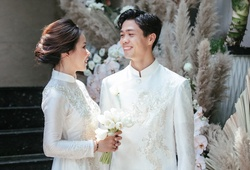 Công Phượng – Viên Minh tổ chức lễ cưới
