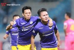 Quang Hải ghi bàn không tưởng, Hà Nội nuôi hy vọng vô địch V.League 2020