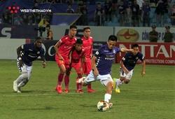 Hà Nội FC: Thắng Sài Gòn FC hoặc trở thành cựu vương V.League