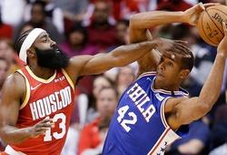 Nóng: Philadelphia 76ers sẽ theo đuổi James Harden, dàn sao sẽ hội tụ tại Sixers?
