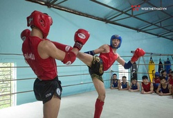 Vận đen của võ sĩ vô địch Kickboxing SEA Games 30 Nguyễn Xuân Phương