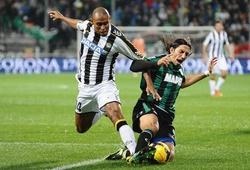 Nhận định Sassuolo vs Udinese, 02h45 ngày 07/11, VĐQG Italia