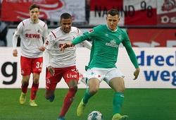 Nhận định Werder Bremen vs FC Koln, 02h30 ngày 07/11, VĐQG Đức