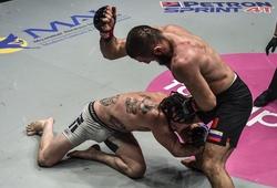 Knockout James Nakashima sau màn đua thể lực, Kiamrian Abbasov vững ngôi ONE Championship