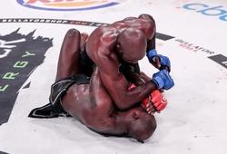 Cựu binh UFC Corey Anderson ra mắt Bellator bằng loạt chỏ knockout lạnh người