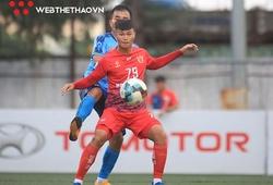 Đồng đội Công Phượng không thể giúp Quốc An Quốc Michel giành điểm tại SPL S3