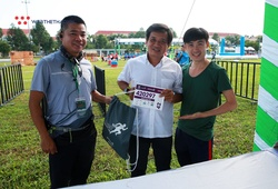 Ông Đoàn Ngọc Hải muốn lập kỷ lục lái xe cứu thương đi chạy marathon khắp đất nước