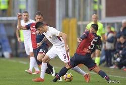 Nhận định Genoa vs AS Roma, 21h00 ngày 08/11, VĐQG Italia