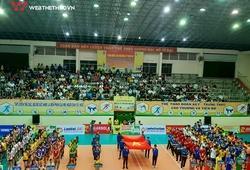 Khai mạc giải Vô địch bóng chuyền U23 quốc gia: Đăk Nông mở hội