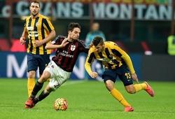 Nhận định AC Milan vs Verona, 02h45 ngày 09/11, VĐQG Italia