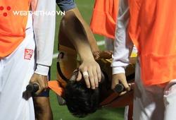 Tuyển thủ Việt Nam chia tay V.League vì chấn thương nặng