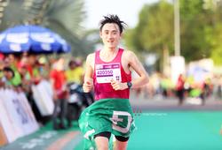 Chàng đại úy ẵm giải thưởng gần 100 triệu đồng khi vô địch Mekong Delta Marathon 2020