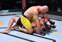 UFC: Lão tướng Glover Teixeira gây sốc với màn hủy diệt 'Búa tạ' Thiago Santos