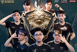 Kết quả chung kết Đấu trường danh vọng mùa Đông 2020: SGP vô địch