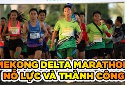 Kết thúc Mekong Delta Marathon Hậu Giang 2020: Nỗ lực và thành công