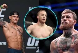 Trận Conor vs. Poirier 2 có nguy cơ đổ bể, UFC tính Gaethje làm phương án dự phòng