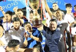 Chủ tịch AFC chúc mừng V.League và Viettel FC