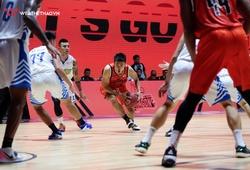 Kết quả bóng rổ VBA Game 32: Danang Dragons 89-81 HCM City Wings