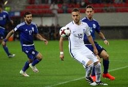 Kết quả Hy Lạp vs Đảo Síp, video giao hữu quốc tế 2020 hôm nay
