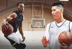 Jeremy Lin lộ ảnh tập cùng Stephen Curry, ngày tái hợp sắp đến?