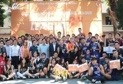 Giải Bóng rổ truyền thống Đại học Kinh Tế Quốc Dân tìm ra nhà Vô địch